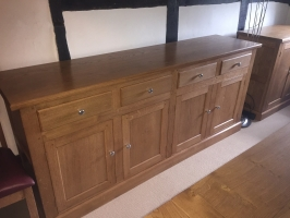 A Large 4 Door Cabinet