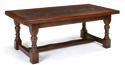 Oak Refectory Dining Tables - picture 2
