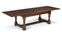 Oak Refectory Dining Tables - picture 3