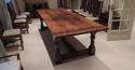 Oak Refectory Dining Tables - picture 6