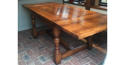 Oak Refectory Dining Tables - picture 8