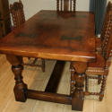 Oak Refectory Dining Tables - picture 9