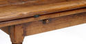 Oak Folding Top Dining Table - picture 3