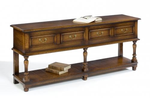 Oak Server - Jacobean