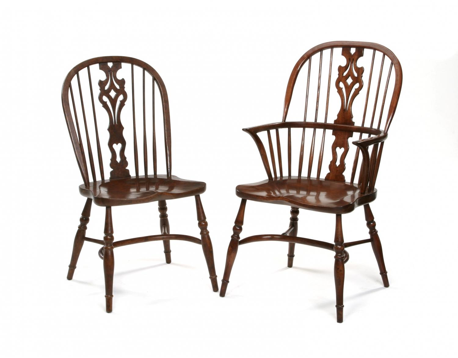 Ash Windsor Dining Chairs