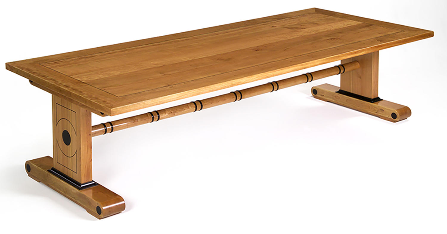 Boardroom Table in Cherry