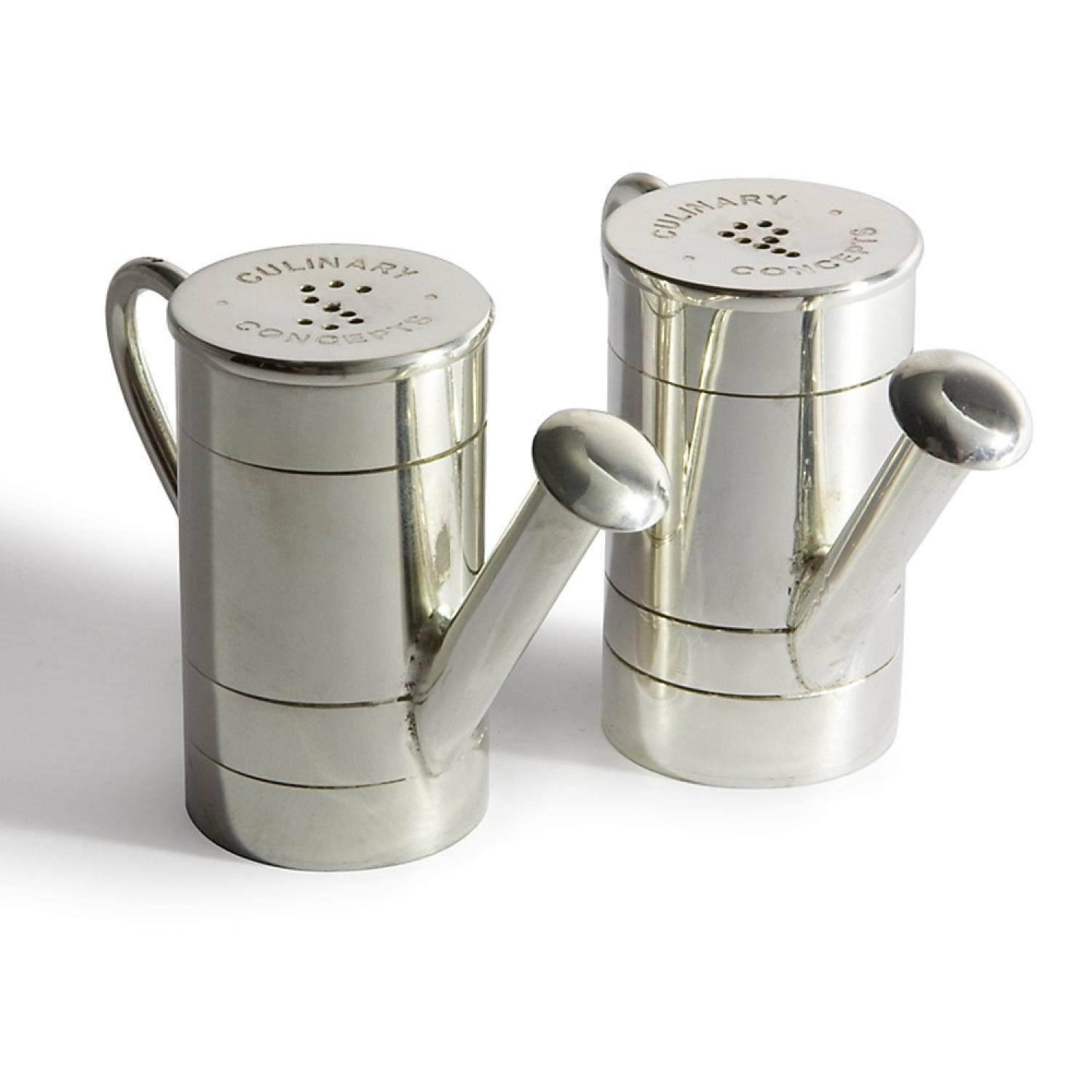 Watering can cruet set