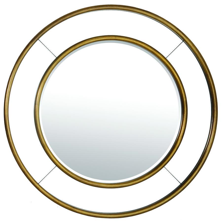 Grace Round Mirror