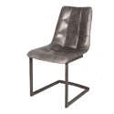 Dolomite metal frame chair - picture 3