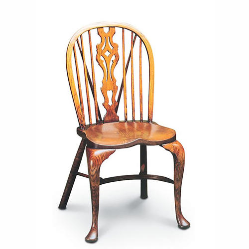 Georgian Cabriole leg sidechair