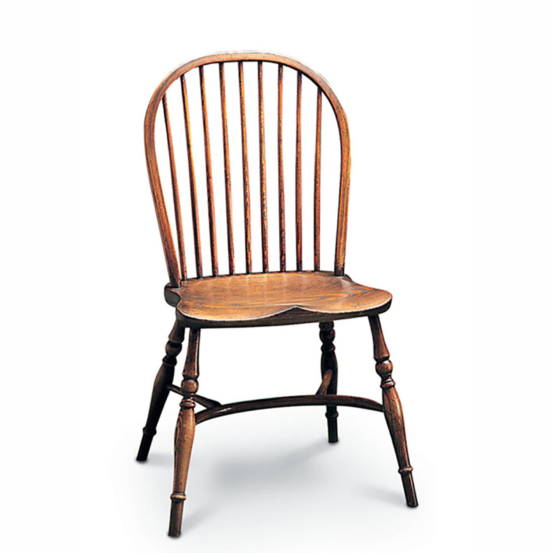 Stickback Sidechair
