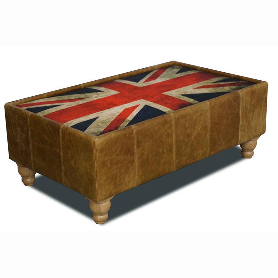 Union Jack coffee table