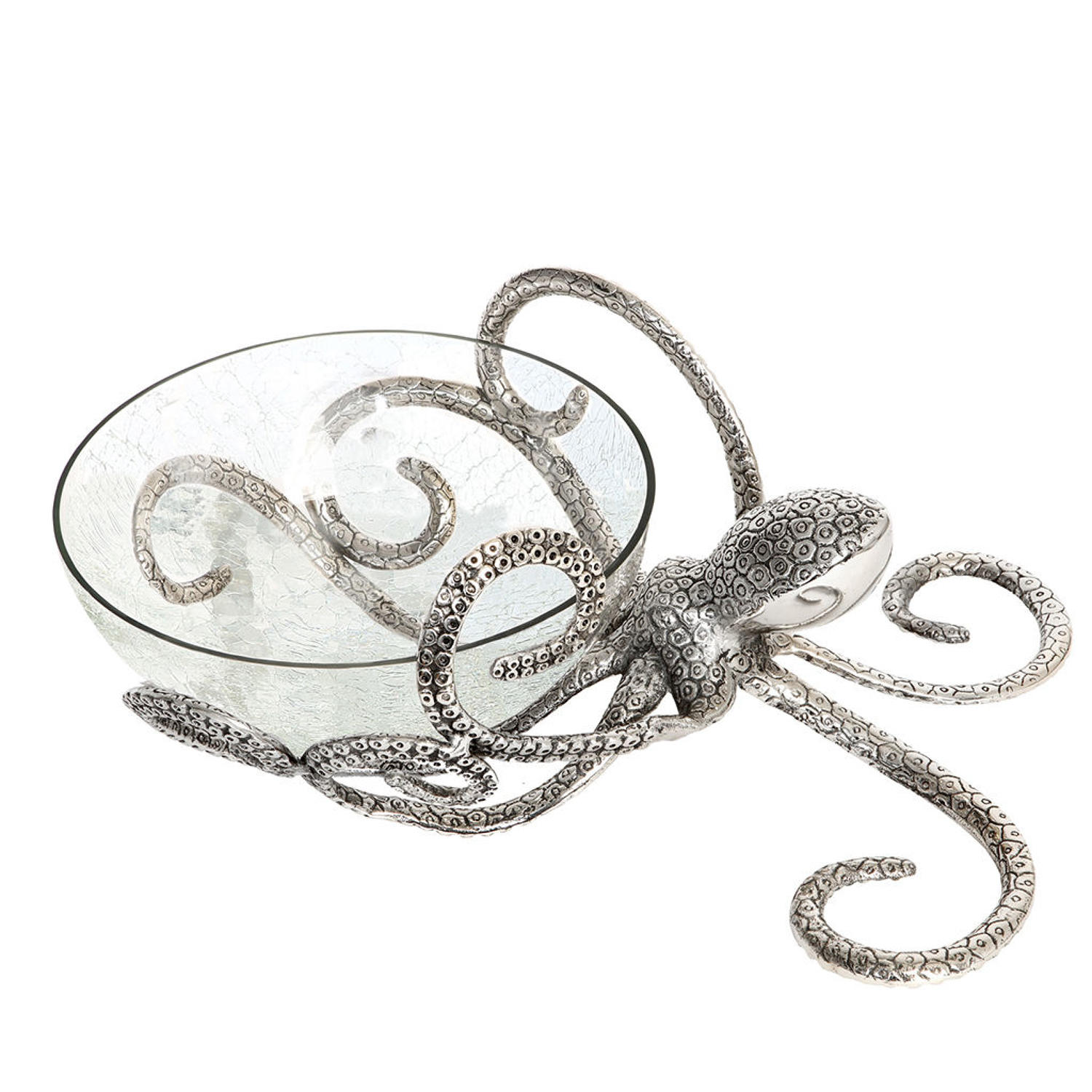 Octopus Base glass bowl