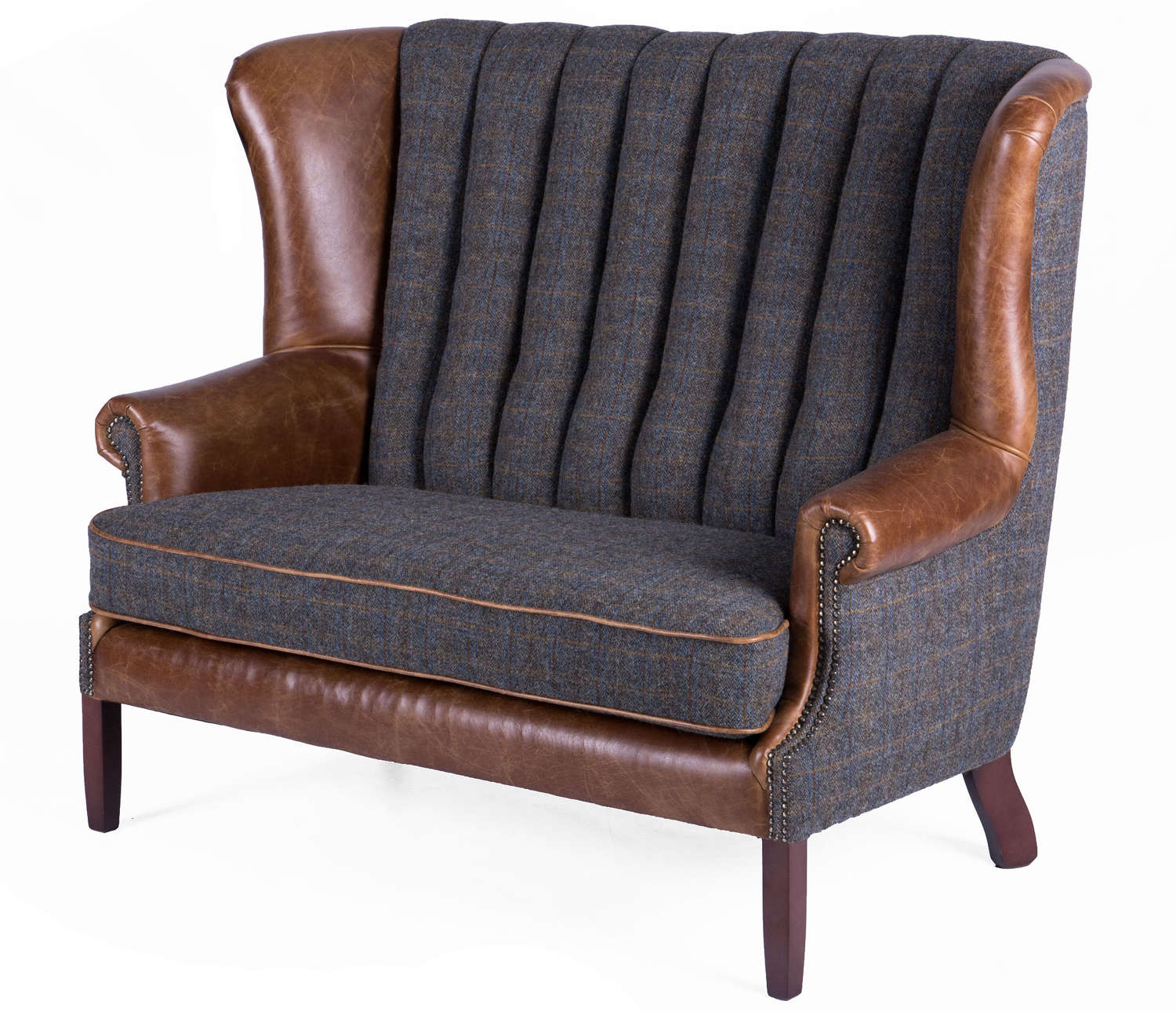 Fluted Wing Sofa